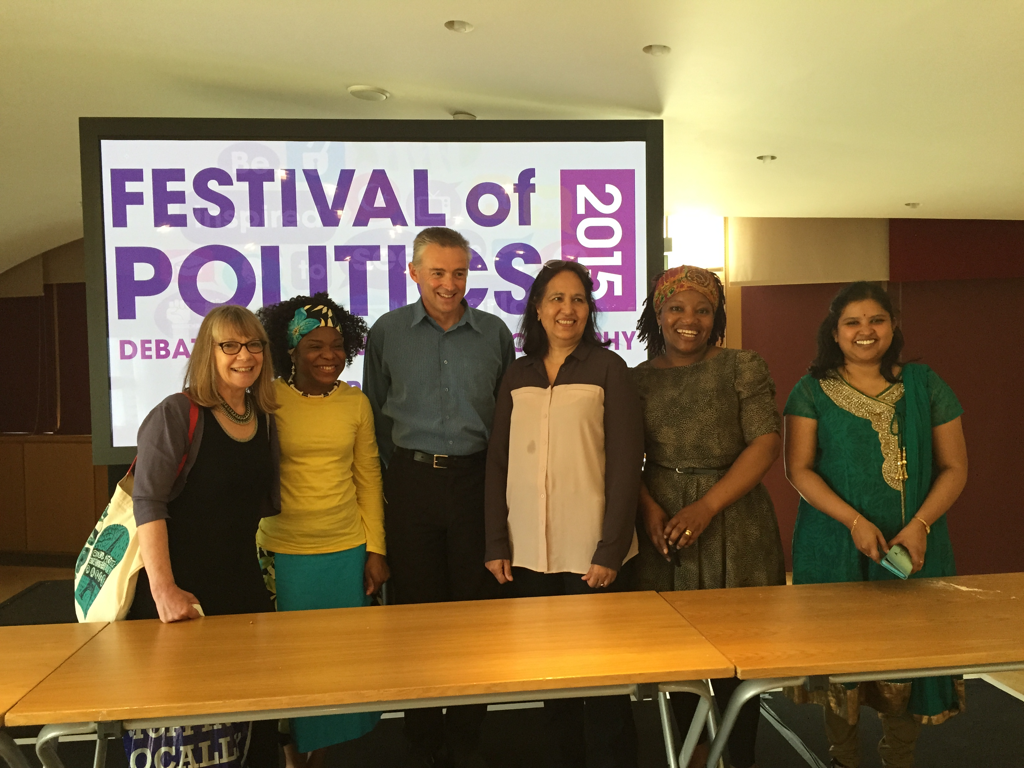 Hot potatoes and cool science in the Scottish Parliament