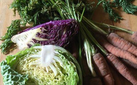 Feeding the 1000 – a food 'waste' feast