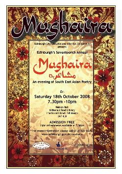 Poster Mushaira  1