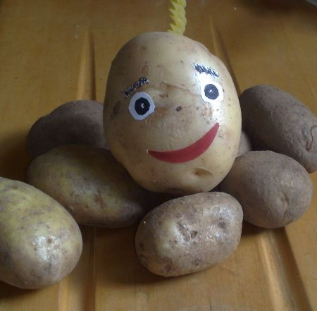 top potato